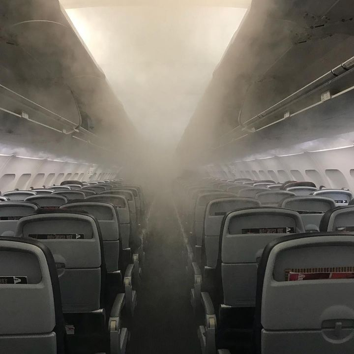 Is the Air Inside the Cabin Safe to Breathe?