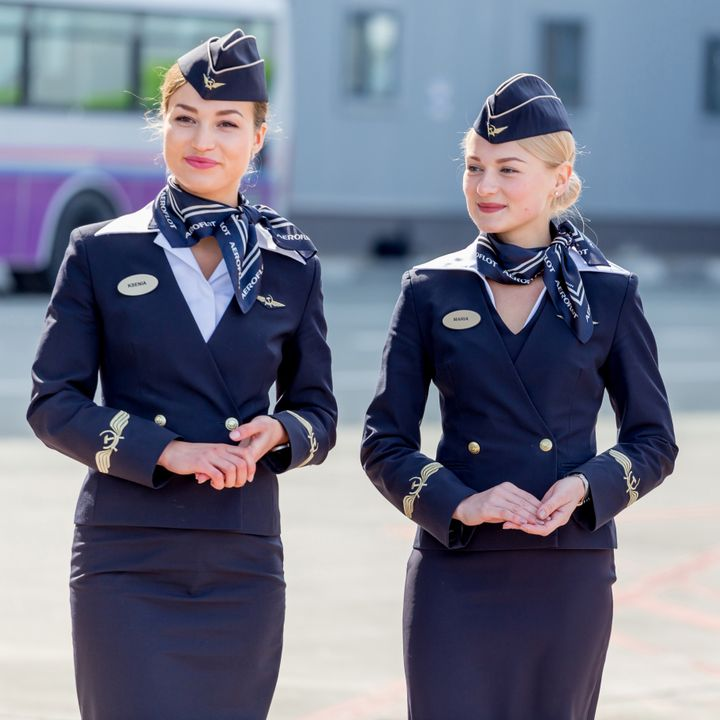 The First Thing Flight Attendants Notice About You