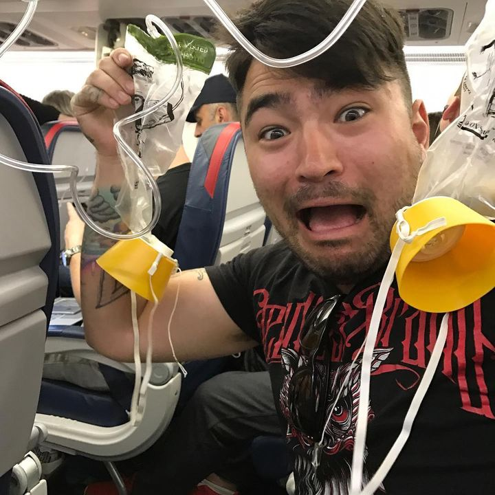 What Are the Oxygen Masks Really For?
