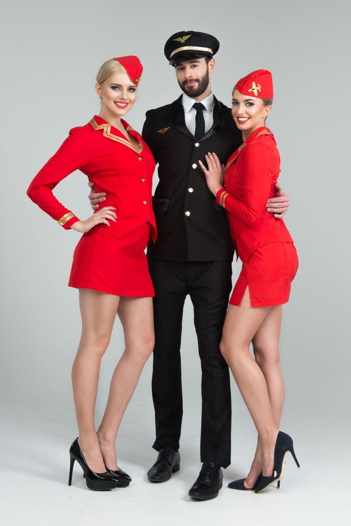 Are Flight Attendants Chosen for their Looks?