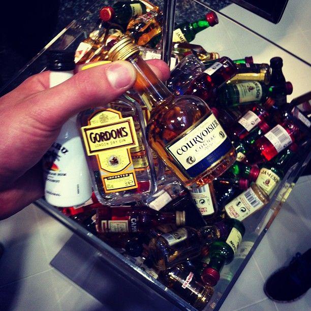 Boozing It Up