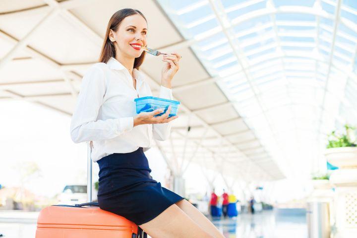 What Do Flight Crews Eat?